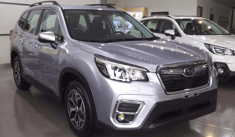 xe subaru forester 2021 full