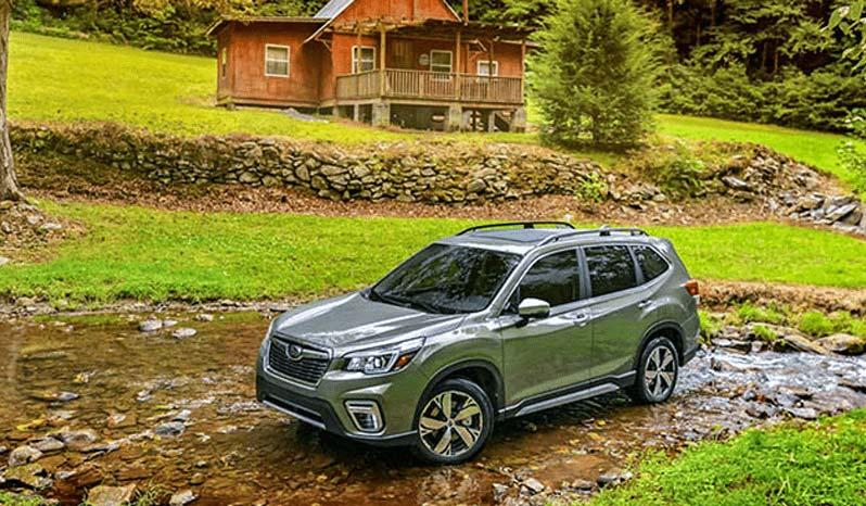 Xe Subaru Forester Eyesight 2021 full